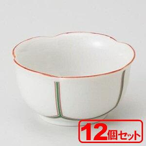 【12個セット】輸入品 間取線紋 小付 (豆鉢) 約8.2x4.2cm