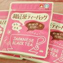【アイスティーでもホットでも】和紅茶ティーバッグ12個入り2袋 送料無料 国産 紅茶