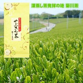 新茶 2019年度産 お茶 静岡茶 やぶきた茶 100g 深蒸し茶 緑茶 日本茶 煎茶 茶葉 送料無料
