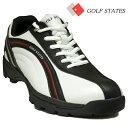 【ニューモデル76%OFF】ゴルフステーツ4WDスパイクレス ゴルフシューズGSS4004【あす楽対応】