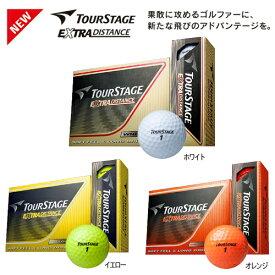 2014年モデルブリヂストンツアーステージエクストラ ディスタンスゴルフボール<1ダース12個入り>「TOURSTAGE EXTRA DISTANCE」【あす楽対応】