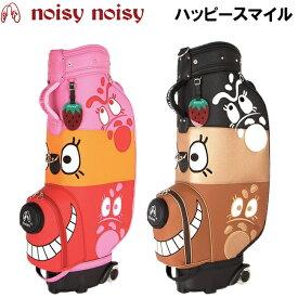 mieko uesako ミエコウエサコ noisy noisy ノイジーノイジー Happy smile ハッピースマイル キャディバッグ noisy 90064