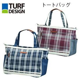 朝日ゴルフ TURF DESIGN ターフデザイン トートバッグ TDTB-1770ボストン