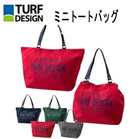朝日ゴルフ TURF DESIGN ターフデザイン ミニトートバッグ TDMT-1773ボストン