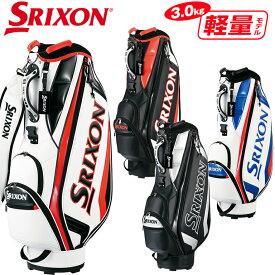 GGC-S166 スリクソン キャディバッグ カートバック ゴルフバック