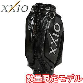 GGC-X106L ダンロップ ゼクシオ メンズ キャディバッグ 数量限定モデル ゴルフバック レアモノ