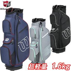 WGB-5307 ウィルソンスタッフ キャディバック カートバック ゴルフバック 超軽量