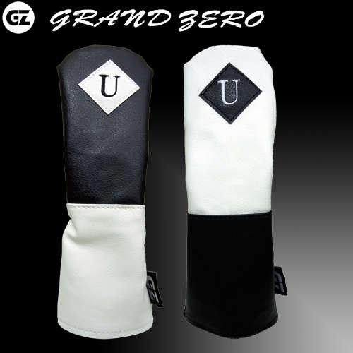 grand zero グランドゼロ ヘッドカバー ユーティリティ用 ダイヤル式番手表示 GZH-01U