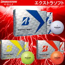 2017年モデル ブリヂストンゴルフ 日本正規品 EXTRASOFT エクストラソフト ゴルフボール 1ダース(12個入)