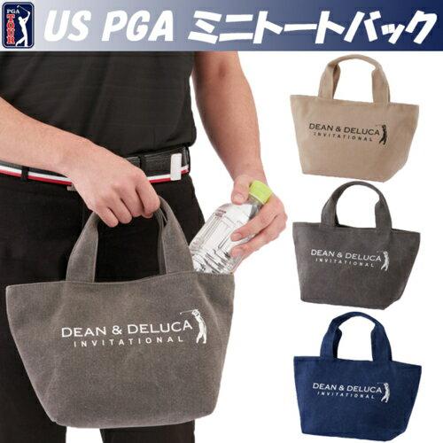 2018年モデル US PGA TOUR DEAN&BELUCA ディーンアンドデルーカ ミニトートバック AS-3031 AS3031