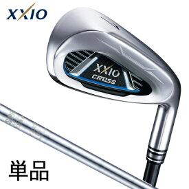 ダンロップ ゴルフ DUNLOP ゼクシオ XXIO XXIO CROSS ゼクシオクロス 単品アイアン N.S.PRO870GHスチールシャフト