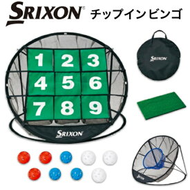 ダンロップ DUNLOP スリクソン SRIXON 練習ネット チップインビンゴ 練習器具 GGF-68108