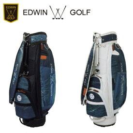 EDWIN GOLF エドウィンゴルフ キャディーバッグ 9型 3.5kg 47インチ対応 EDWIN-041