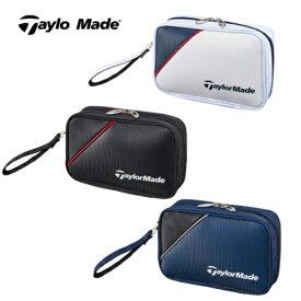 テーラーメイド ゴルフ TaylorMade トゥルーライトカートポーチ ラウンドポーチ KY411