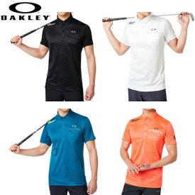 オークリー OAKLEY さらさら半袖ポロシャツ 434482JP