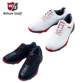 ウィルソン ゴルフ Wilson  メンズ スパイク ゴルフシューズ WSSS1860