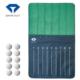 DAIYA GOLF ダイヤゴルフ ダイヤダフリチェックマット TR-470