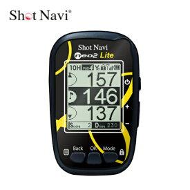 Shot Navi ショットナビ シンプル&コンパクト GPSゴルフナビ NEO2Lite ネオ2ライト