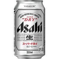 ■アサヒ スーパードライ 350ml缶 350ML × 24本