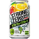 -196℃ストロングゼロ ダブルグレープフルーツ /サントリー 350ml缶 350ML × 24缶