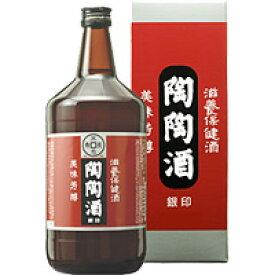 陶陶酒 銀印