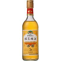永昌源 古越龍山 桂花陳酒   500ML 1本