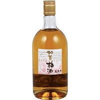 萬歳楽 加賀梅酒 720ML × 12本