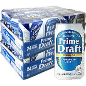 【WEB限2ケースパック】ハイト プライムドラフト 350ml缶