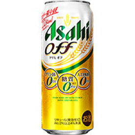 アサヒ オフ 500ml缶×24本