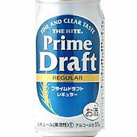 ハイト プライムドラフト 350ml缶  350ML × 24本
