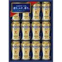 <父の日シール付>関東圏送料無料BPC3N父の日プレゼントビールギフト2018サントリープレミアムモルツお中元御中元プレモル350ml×12本