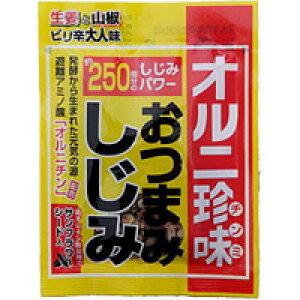おつまみしじみ オルニ珍味 【オルニチン配合】 15G×12本入り