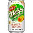 チョーヤ 酔わないウメッシュ 缶 (ノンアルコール) 350ML 1缶