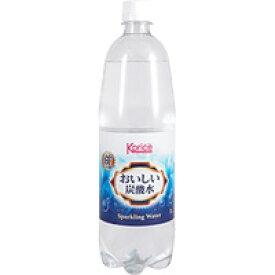 K-Price おいしい炭酸水 1L 1L×12本入り