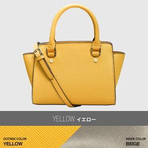 サフィアーノレザー風ミニハンドバッグ【lotta-miniロッタミニ】ショルダータイプにもできる便利な2waybag大人気レディースバッグプチプラバッグ