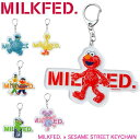 ミルクフェド MILKFED.×SESAME STREET キーチェーン セサミストリート キーホルダー【MILKFED. × SESAME STREET KEY…