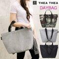 TheaThea(ティアティア)DAYBAGは軽量で大容量の毎日使いたいトートバッグです