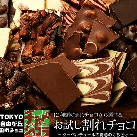 【1000円ポッキリ 選べる12種お試し割れチョコ】割れチョコをお手軽価格でお試し 東京 自由が丘 チュべ・ド・ショコラ クーベルチュール 割れチョコ ラッピング・ギフトバッグ不可
