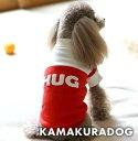 ◆メール便送料無料◆【ドッグウェア】【犬 服】HUGシャツ