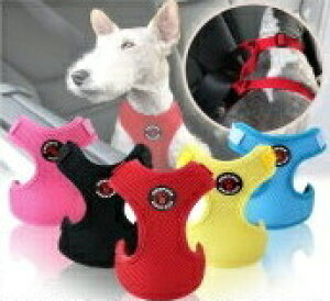 【犬 ハーネス】【小型犬 ハーネス】ドライビングハーネス
