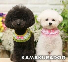 【鎌倉DOG】【犬猫 スカーフ】プティリボンスカーフ