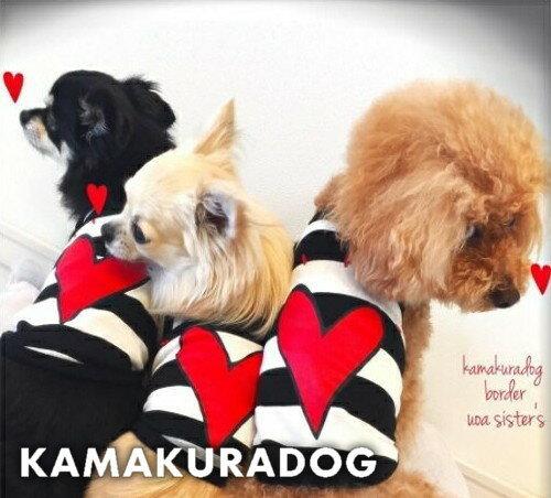 【ドッグウェア】【犬の服】THE HEART タンクトップ