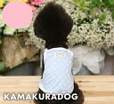 ◆メール便送料無料◆【ドッグウェア】【犬の服】ドットキャミ
