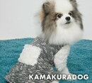 【ドッグウェア】【犬の服】【犬服】ふわふわワンピースコート