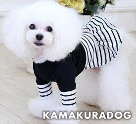 【ドッグウェア】【犬 服】タグワンピース