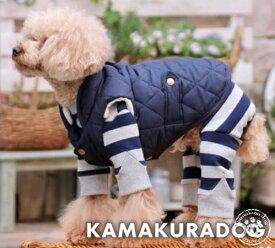 【ドッグウェア】【犬の服】ネイビーベスト(メール便可)