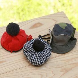 【犬の帽子】帽子