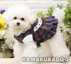 【ドッグウェア】【犬 服】ハイジワンピース