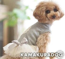 【犬の服 秋冬 】【犬服】【ドッグウェア】COCOドレス
