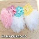 【ドッグウェアー】【犬の服】【犬服】グロランリボンワンピース